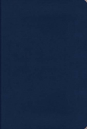 9781418544652: Holy Bible: New King James Version, Blue, Leatherflex, Giant Print, Reference Edition