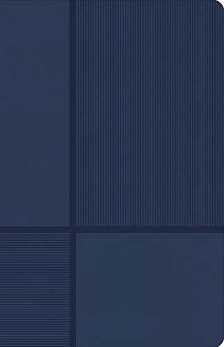 The Holy Bible: King James Version, Midnight Blue Leathersoft UltraSlim (9781418544829) by Thomas Nelson
