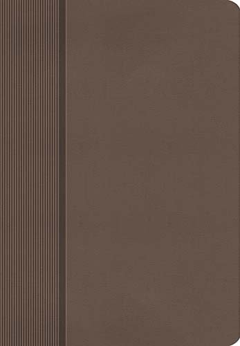 9781418545314: Holy Bible: New King James Version, Deep Taupe, Leathersoft, Giant Print, Reference Edition