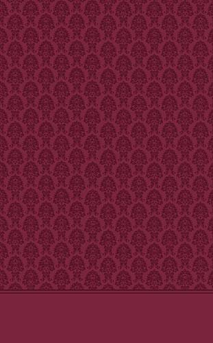 9781418546922: Holy Bible: King James Version Cranberry Leathersoft Single-Column (Classic Series)