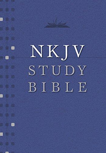 Study Bible-NKJV-Signature: Thomas Nelson