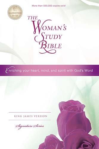 Woman's Study Bible-KJV-Signature: Nelson Bibles