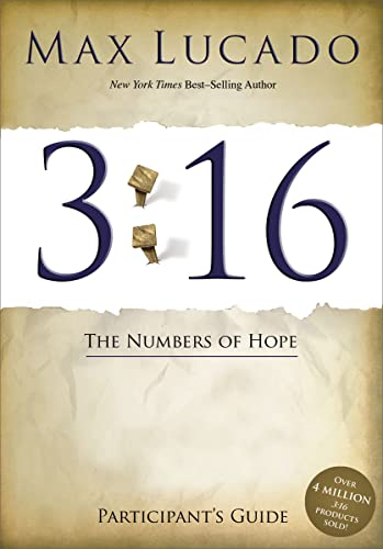 9781418548957: 3:16 Participant's Guide: The Numbers of Hope