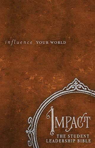 9781418549077: Impact: New King James Version, The Student Leadership Bible