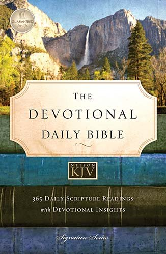 The Devotional Daily Bible (0610RP)