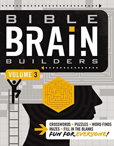 9781418549145: Bible Brain Builders, Volume 3