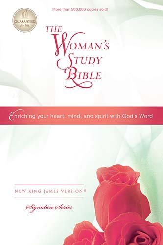 9781418549985: NKJV, The Woman's Study Bible, Hardcover (Signature)