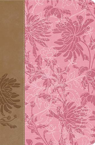 9781418550035: NKJV, The Woman's Study Bible, Personal Size, Imitation Leather, Pink/Tan: Personal Size (Signature)