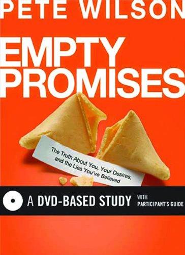 9781418550547: Empty Promises DVD-Based Study
