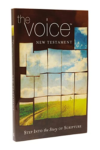The Voice New Testament: Thomas Nelson Publishing