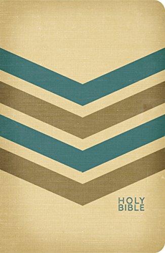 KJV, UltraSlim Bible, Compact, Imitation Leather, Tan: Thomas Nelson