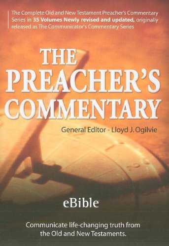The Preacher's Commentary (9781418569594) by Lloyd J. Ogilvie
