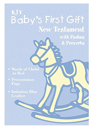 9781418578671: KJV Baby's First Gift New Testament