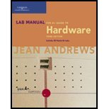 Lab Manual for A+ Guide to Hardware,: Jean Andrews