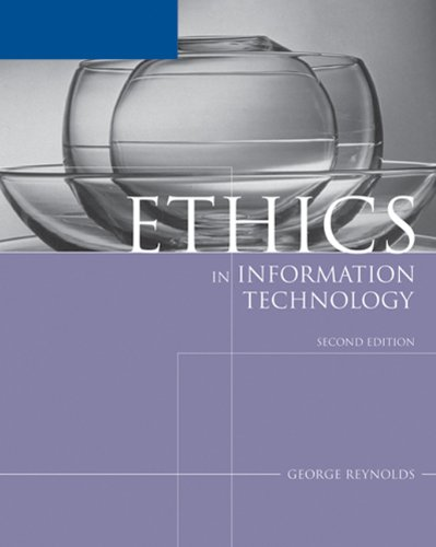 9781418836313: Ethics in Information Technology