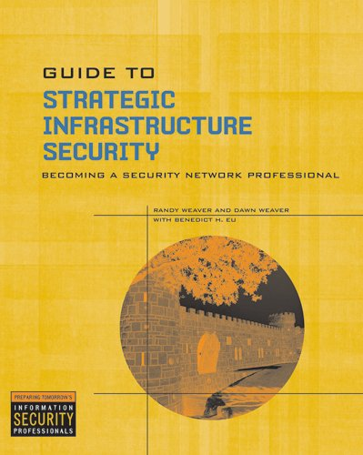 Guide to Strategic Infrastructure Security: Weaver, Randy