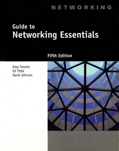 9781418837181: Guide to Networking Essentials, 5th Edition