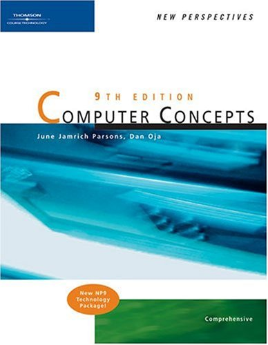 9781418839444: New Perspectives on Computer Concepts, Ninth Edition, Comprehensive (Available Titles Skills Assessment Manager (SAM) - Office 2007)