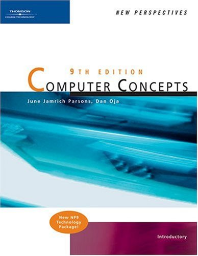 9781418839451: New Perspectives on Computer Concepts, Ninth Edition, Introductory (Available Titles Skills Assessment Manager (SAM) - Office 2007)