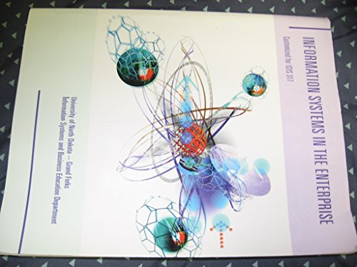 Information Systems in the Enterprise Customized for