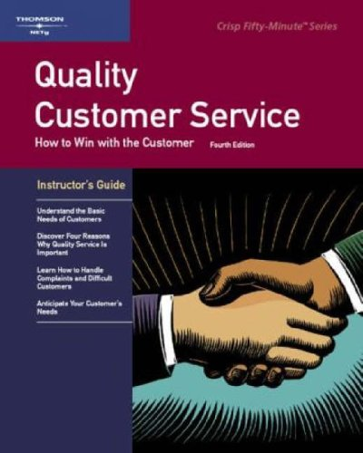 IG Quality Customer Srvc: Technology, Course