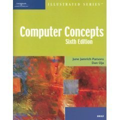 9781418860356: Computer Concepts - Illustrated Brief, Sixth Edition (Available Titles Skills Assessment Manager (SAM) - Office 2007)