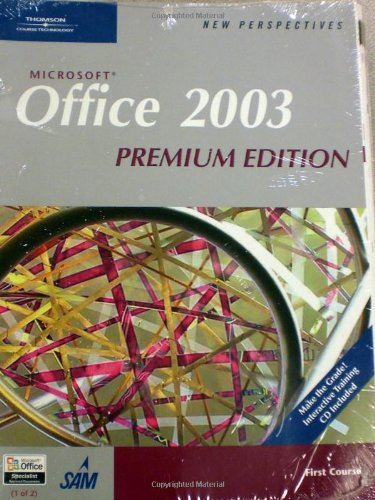 9781418860769: New Perspectives on Microsoft Office 2003