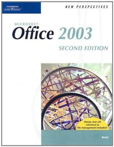 New Perspectives on Microsoft Office 2003 Brief,: Ann Shaffer, Patrick