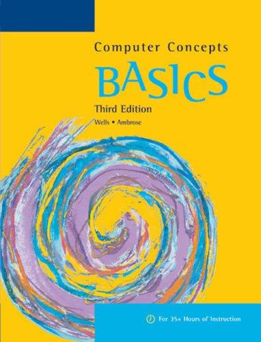 9781418865047: Computer Concepts BASICS (BASICS Series)