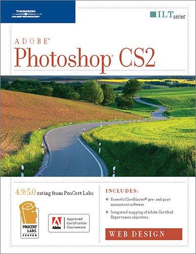Photoshop CS2: Web Design-Student Manual: n/a
