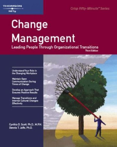 Change Management (Crisp Fifty-Minute Series)