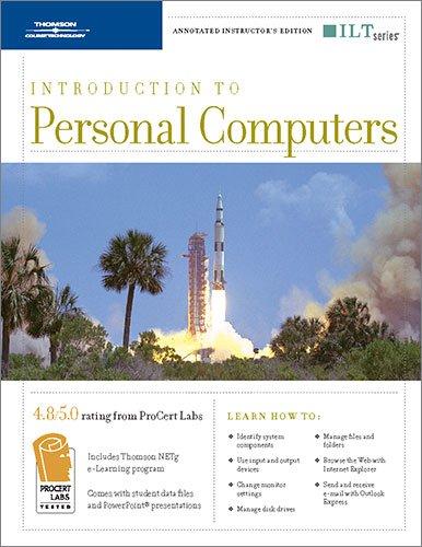 Introduction to Personal Computers [With 2 CDROMs] (ILT (Axzo Press)): Axzo Press