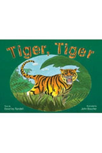 9781418900212: Rigby PM Platinum Collection: Individual Student Edition Red (Levels 3-5) Tiger, Tiger