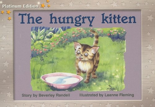 9781418900557: Rigby PM Platinum Collection: Individual Student Edition Yellow (Levels 6-8) The Hungry Kitten