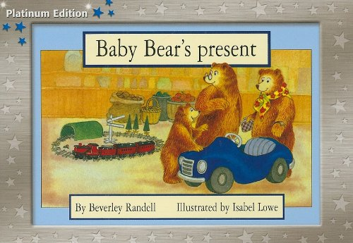 9781418900854: Rigby PM Platinum Collection: Individual Student Edition Blue (Levels 9-11) Baby Bear's Present