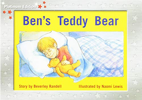 9781418901523: Rigby PM Platinum Collection: Leveled Reader 6pk Red (Levels 3-5) Ben's Teddy Bear