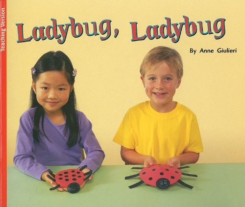9781418908904: Rigby Flying Colors Red: Teacher Note (Levels 5-6) Ladybug Ladybug 5-6 2006 (Rigby Flying Colors Red Levels 5-6)