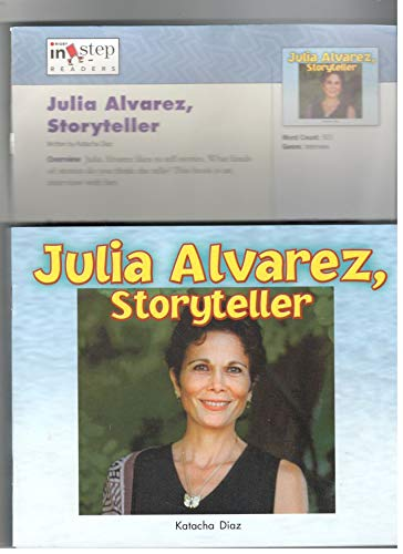 Tennesse Instep Social Studies: Julia Alvarez, Storyteller, Level K (1418921874) by Katacha Diaz