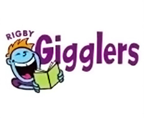 9781418922665: Rigby Gigglers: Single Copy Collection Roaring Red
