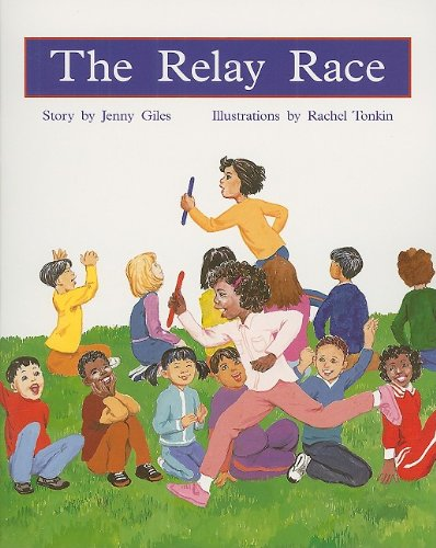 9781418924508: Rigby PM Stars: Individual Student Edition Green (Levels 12-14) The Relay Race