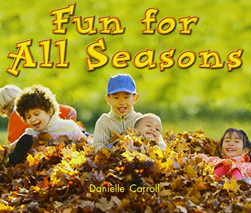 Lbd Gka Nf Fun for All Seasons (Literacy by Design) (1418933376) by Various; Carroll; Houghton Mifflin Harcourt