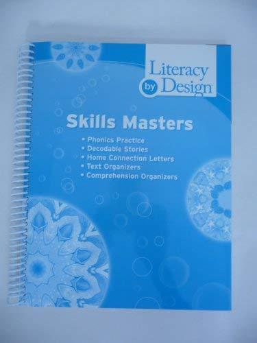 9781418940720: Rigby Literacy by Design: Skills Master Blackline Master Grade 1