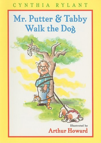 9781418952099: Mr. Putter & Tabby Walk the Dog