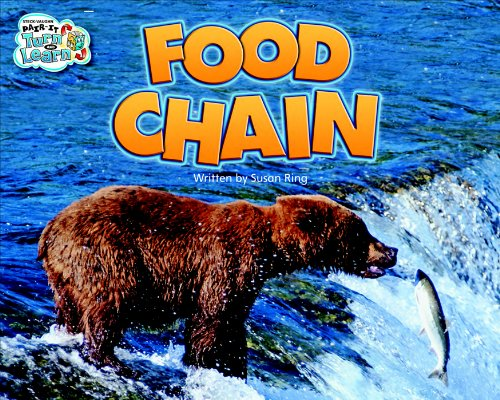 9781419006180: Steck-Vaughn Pair-It Turn and Learn Transition 2-3: Student Reader Grades 1 - 2 Food Chain/Betty Bee Wouldn't Budge, Food Chain (Pair-It Books)