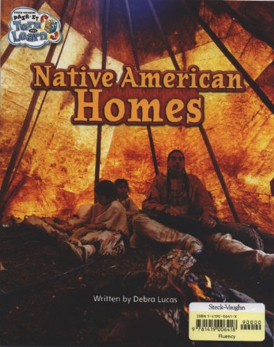 Native American Homes/Blue Jay's Home, Native Americans: Various/ Steck-Vaughn Company