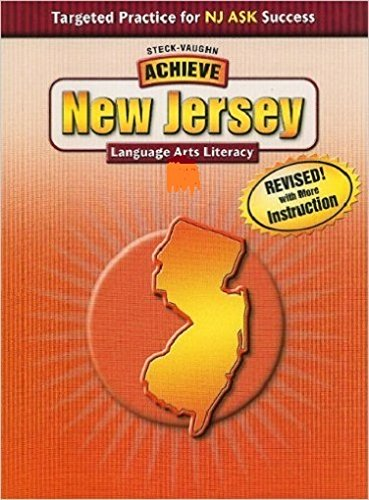 Steck-Vaughn Achieve New Jersey: Teacher's Guide Grade 2 Reading, Reading 2007 (1419008749) by STECK-VAUGHN