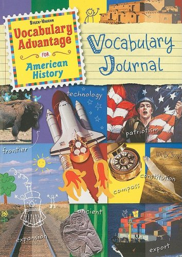 Steck-Vaughn Vocabulary Advantage Social Studies: Student Edition: STECK-VAUGHN