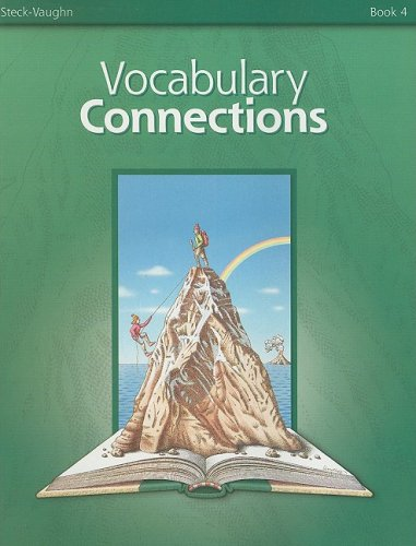 Steck-Vaughn Vocabulary Connections: Student Edition (Adults D)