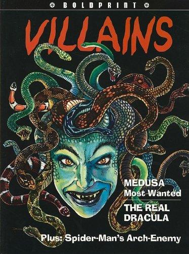 9781419023897: Steck-Vaughn BOLDPRINT Anthologies: Individual Student Edition Orange Villians