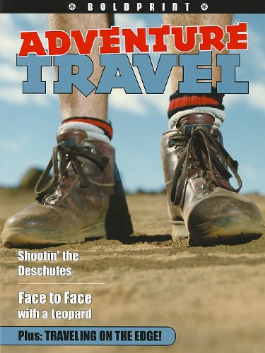 Steck-Vaughn BOLDPRINT Anthologies: Individual Student Edition Purple Adventure Travel: ...
